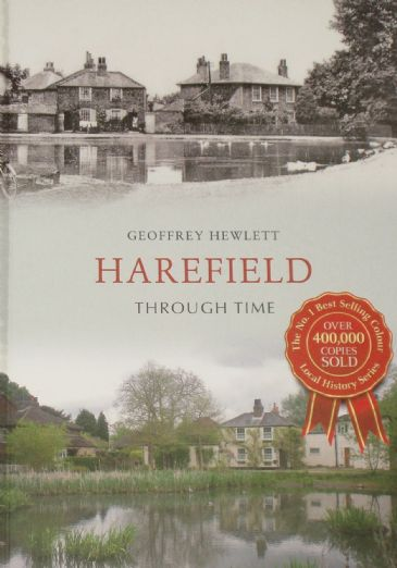 Harefield Through Time, by Geoffrey Hewitt